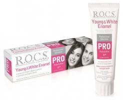 Паста зубная R.O.C.S. PRO «Young & White Enamel», 135 гр