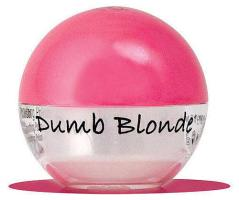 Крем текстурирующий TIGI Bed Head Dumb Blonde для укладки волос, блеска и защиты от влаги, 50 мл